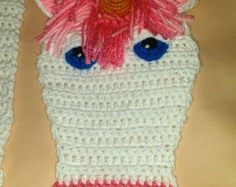 Pretty Unicorn Scarf