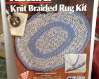 Knit Braided Rug Kit by Nutura
