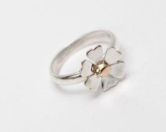 Sweet Daisy Ring
