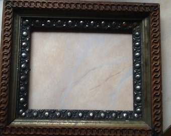 Interesting late Victorian frame