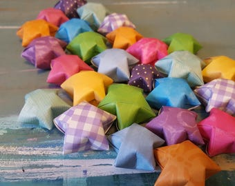 Large Twinkle Twinkle Lunchbox Origami Wishing Stars for Super Kids