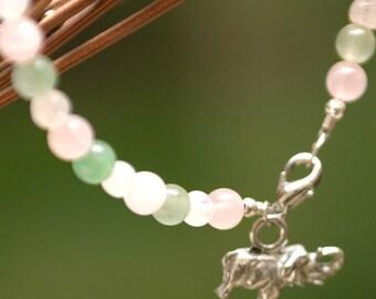 Fertility Bracelet, Wedding Gift, Healthy pregnancy, Shower Present, Infertility, Pregnancy Jewelry, The Fertile Garden, Baby delivery, TTC