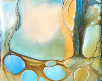 Encausticology 101 Online Encaustic Painting Workshop