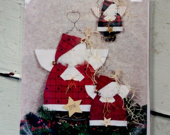 Hickory Stick & Co. Pattern H-254 Angel Claus