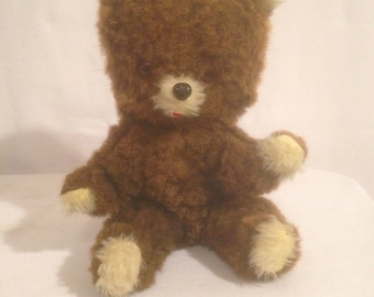 Teddy bear Vintage 50 years old