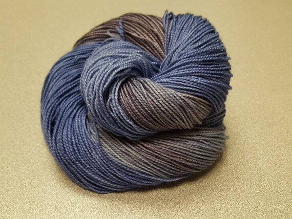 Coorway/Blue Bells Indie Dyed Fingering Weight 80/20 Merino/Nylon Sock Yarn