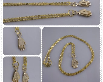 American Dad High-Five Necklaces (pair)