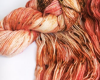WINTER WAS COMING Sublime Worsted sw Merino Single Ply Yarn