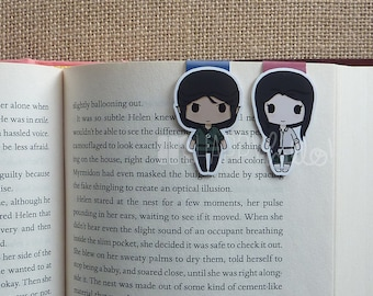 Magnetic Bookmarks • A Promise