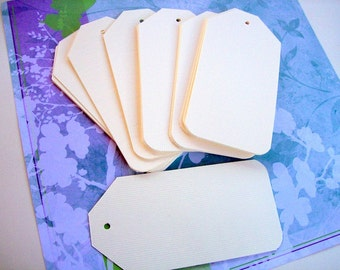 Large Tag, Gift Tags, Set of 30, Price Tag, Jewery Card, Tag