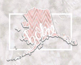 Home - Alaska - Marble Pattern