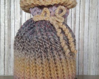 Cute baby winter sack hat