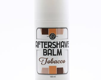 Cooling Aftershave Balm 3.4oz 100ml (Tobacco) FREE SHIPPING