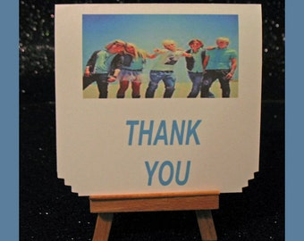 R5 note cards, R5 Thank You notes, R5 invitations package of 10