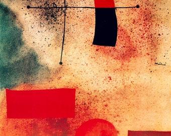 Joan Miro Abstract, 1935