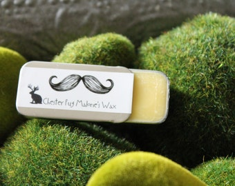 Mustache Wax and conditioning balm