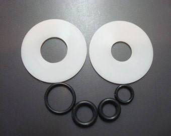 Replacement Centering Washer Kit (Silver Dollar/ASE)