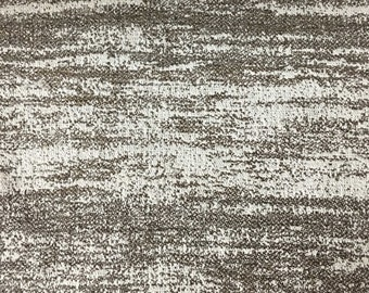 Upholstery Fabric - Sandy - Bark - Woven Texture Home Decor Upholstery, Drapery, & Throw Pillow Fabric by the Yard - Available in 16 Colors