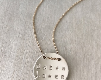 Ocean Lover Necklace