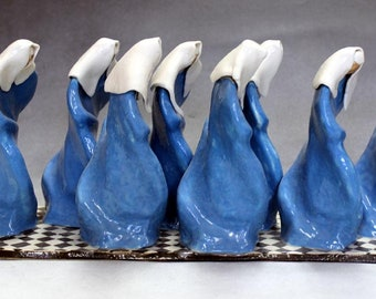 Porcelain sculpture pottery sculpture ceramic sculpture pottery and porcelain ceramic porcelain ceramic sculptures religious sculptures