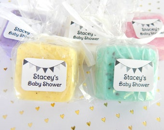 Bunting Baby Shower Favor Summer Favor Cute Soap Favors Baby Bunting Favors Personalized Shower Favor Bunting Party Baby Sprinkle Favors