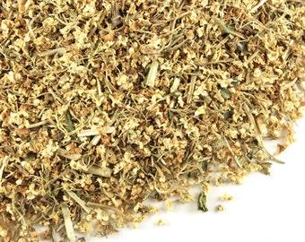 Elder Flower~Dried Herb~ One Ounce Bag ~ Great to use for elder flower tea