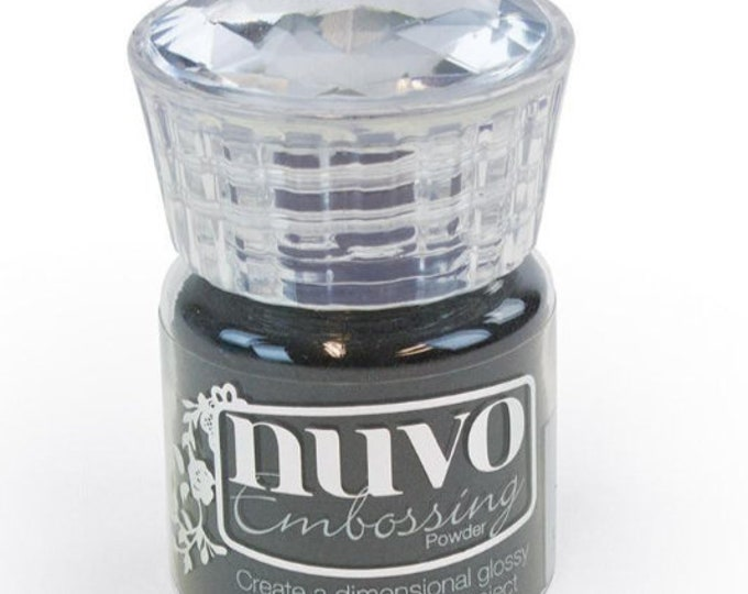 Nuvo embossing powders assorted colors