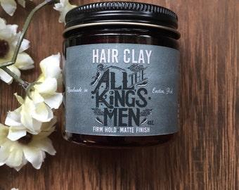 All The Kings Men Hair Clay
