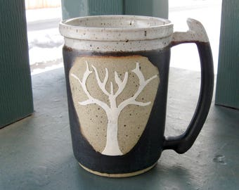 Boromir's White Tree Mug - Lord of the Rings - Tolkien - Fellowship of the Rings