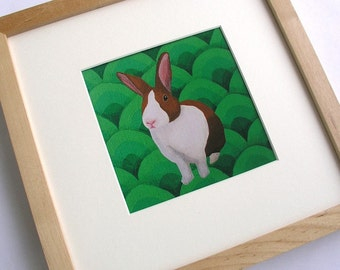 Theo painting reproduction print