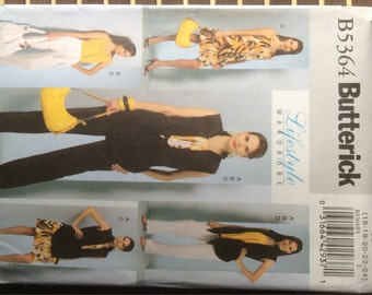 Butterick 5364 - summers separates
