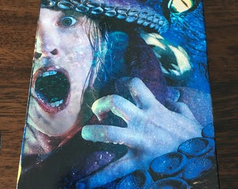 Octopus 2 River Of Fear VHS Horror Movie