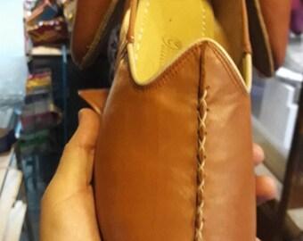 Handmade genuine leather yemeni