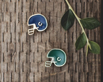 Football Helmet - Available in two colors
