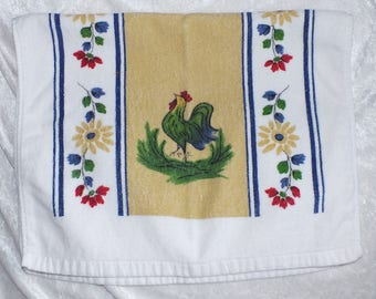 Chicken Kitchen Hand Towel