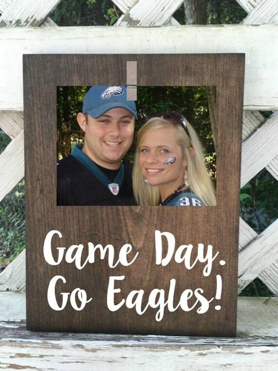 Unique Philadelphia Eagles Picture Frame Adornment - Ideas de Marcos ...