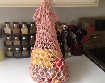 Grocery bag, Market bag, reusable