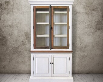 Bookcase, Hutch, Display Cabinet, Reclaimed Wood, Cupboard, Handmade