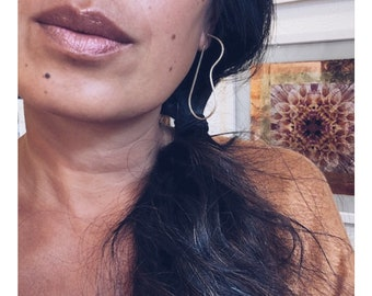 The 'Le Femme' (The Woman) Oversized Earrings