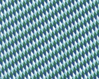 ON SALE Jennifer Paganelli PWJP120 Hotel Fredriksted Terrie Green Cotton Fabric By Yard
