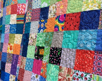 Full XL Size Patchwork Quilts- Traditional Quilts Patchwork