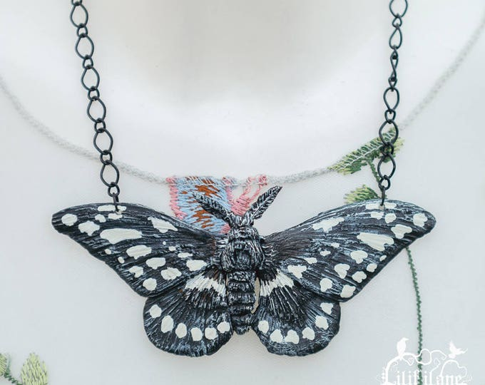 Papilio cresphontes Necklace-Black