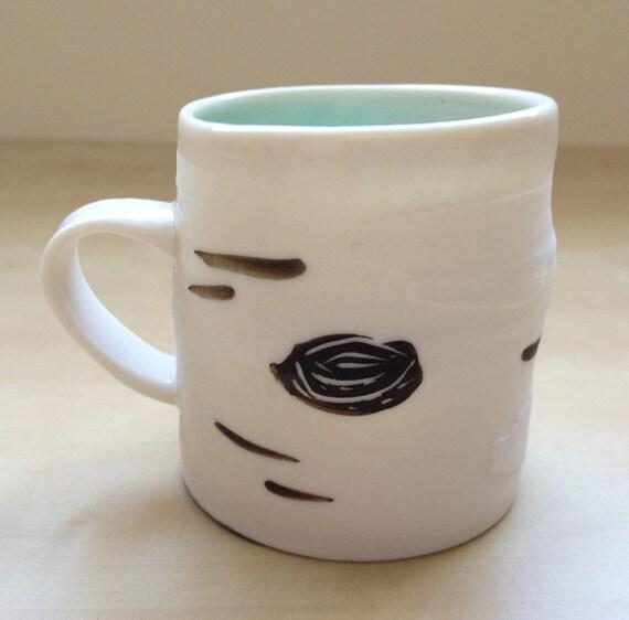 Porcelain Birch Espresso Cup