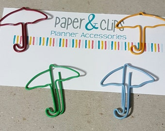 1 Umbrella Paperclip