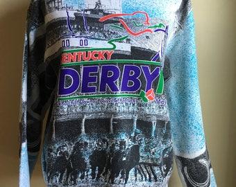 Vintage Kentucky Derby Sweatshirt
