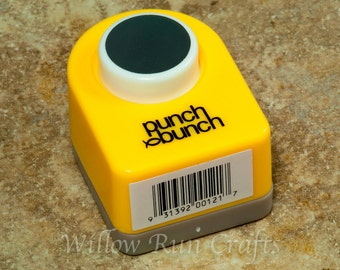 1 Paper Punch 12mm circle, Small Circle Paper Punch  (21-05-224)