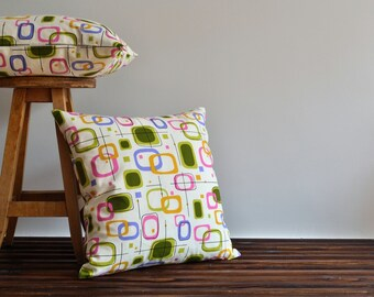 Modern Geometric Pillow Cover - 20x20 Pillow Cover - Decorative Pillows, Accent Pillows, Throw Pillow Covers