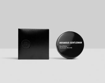 Beard Balm + Conditioner, Beard Care by INFAMOUS GENTLEMAN