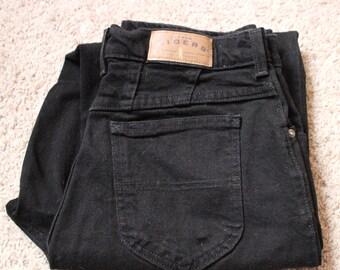 Vintage Black Rider Jeans Size 12