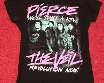 Pierce the Veil vintage  female t-shirt